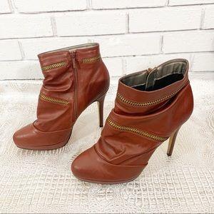 Michael Antonio Women's Brown Booties